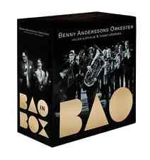 6 CD + 2 DVD Benny Andersson Orkester Bao in a Box, 2012, nouveau, ABBA surveillante