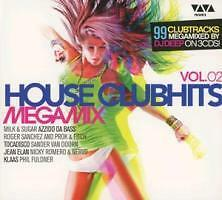 House Clubhits Megamix Vol.2 von Various Artists (2013)