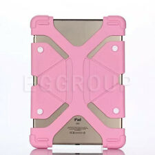 "US Universal For 10"" 10.1"" inch Tablets Adjustable Shockproof Soft Silicone Case"