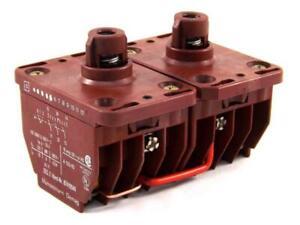 Demag Doppel Schaltelement SES 2 für DST Steuerschalter 2-stufig SES2 (87419533)