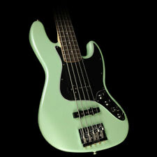 Fender Deluxe Active Jazz Bass V 5-String Electric Bass Surf Pearl