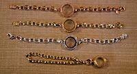 ORIGAMI OWL Classic Charm Bracelet: 7 1/2