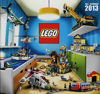 Prospekt Katalog Lego 7-12 2013 Spielzeugkatalog Spielzeug Broschüre brochure ca