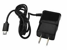 2 AMP Micro USB Wall Home AC Travel Charger for Casio G'zOne Commando C771 V771