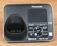 Panasonic (KX-TG7621) B Dect. 6.0 Cordless Replacement Base Only **READ**