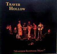 Trevor Hollow Another Sleepless Night Bluegrass LP 1986 Vinyl Record Excellent