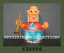 Jouet kinder Die Billy Blues Combo George capsule rouge 636886 Allemagne 1996