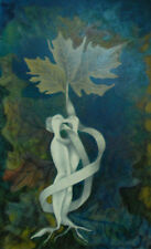 Sagi Israeli Artist Signed Lithograph Limited Edition 114/295 Nude Art