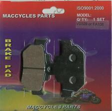 Suzuki Disc Brake Pads GZ125 Marauder 125 1998-2010 Front (1 set)