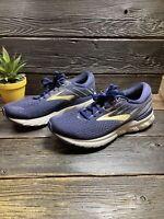 Brooks Adrenaline GTS 19 Men's 1102941D439 Navy/gold/grey Shoes Size 11.5  D