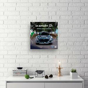M-Sport Ford World Rally 2022 Square Calendar
