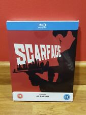 Scarface Steelbook - UK Exclusive Limited Edition Blu-Ray