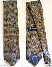 superbe Cravate MONTANA neuve 100% soie homme chemise costume tie silk new