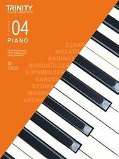 Trinity College Piano Pieces & Exercises 2018-20 Grade 4 Book + CD (NEW)
