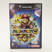 Mario Party 4 | Nintendo Gamecube | Complete PAL Game | Good Condition