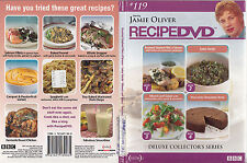 Jamie Oliver:Recipe DVD:119-Deluxe Collectors Series-BBC 1996-Food Recipes-DVD