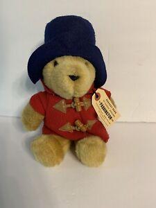 "Paddington Bear Darkest Peru To London Plush 11"" New"
