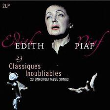 Disques vinyles Édith Piaf LP avec compilation