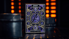 More details for marvel avengers: infinity saga playing cards by theory11 officially licenced ...