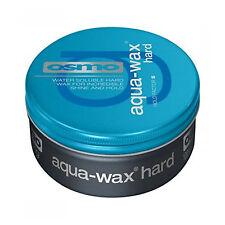 Osmo Aqua Wax Hard Water Soluble Hair Styling Aqua-Wax 100ml Men Barbers Gents