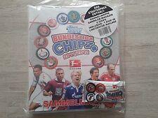 Match Attax - 11/12 - Topps Bundesliga Chipz - Sammelmappe - original verpackt