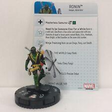 Marvel HeroClix Ronin 052 Figure w/ Card F05