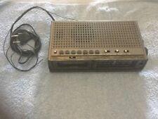 TREVI MOD. H802 - ELECTRONIC CLOCK RADIO - RADIO SVEGLIA CON DIFETTO - VINTAGE