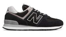Men's New Balance ML574EGK Black/Grey Size  9