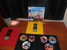 Disney A Musical History Of Disneyland Box Set, 50th Anniversary 6 Cds & Book