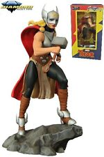 Diamond Select Toys Marvel Gallery Lady Thor PVC Statue New