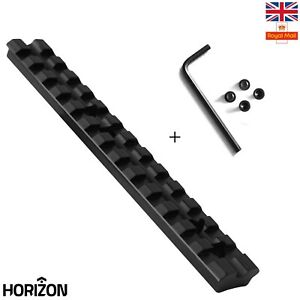 HORIZON H013 13 Slot Weaver Picatinny Rail Mossberg Shotgun Airsoft 500 590 835