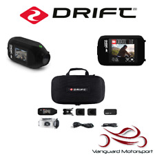 DRIFT GHOST 4K ULTRA HD ACTION HELMET CAMERA MOTORCYCLE PACK MTB WATERPROOF LCD