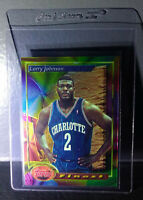 1993-94 Topps Finest Larry Johnson #162 Basketball Card