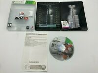 Microsoft Xbox 360 CIB Tested Complete NHL 13 Stanley Cup Collectors Edition