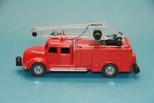 "M&B Marklin 18039 fire crane truck Magirius ""rundhauber"""