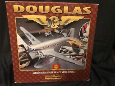 Douglas DC-3 Authentically Scaled Die-Cast Metal Replica