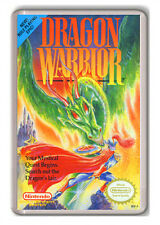 DRAGON WARRIOR NINTENDO NES FRIDGE MAGNET IMAN NEVERA