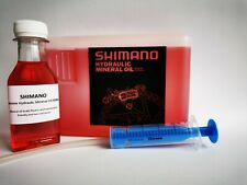 Bleed Kit SHIMANO Hydraulic Mineral Oil 65ML Deore SLX XT Saint XTR ZEEandTektro