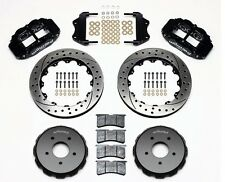 "1998-2002 Chevrolet Camaro Wilwood Superlite 6R Fr Big Brake Kit -14"" Rotors"