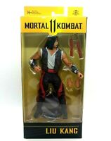 "McFarlane Mortal Kombat 11 LIU KANG 7"" Action Figure New IN HAND & SHIPS FAST!!"