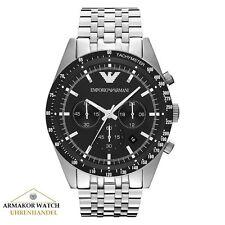 Original EMPORIO ARMANI AR5988 Herren Uhr Chronograph UVP 369,00 € NEU & OVP