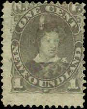 Newfoundland Scott #42 Mint No Gum