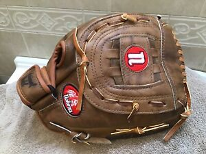 "Nokona AMG600-CW 12.5"" Baseball Softball Glove Right Hand Throw NWOTags"