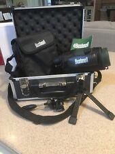 Bushnell Sentry 12-36x50mm S78-9332 Spotting Scope Green Waterproof Cases,Tripod