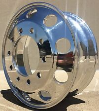 Accuride 22.5 Ultra Polished 10 Lug Hub Pilot Front Wheel 41644XP