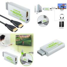 LiNKFOR Wii to HDMI Converter With 3ft Cable Wii2HDMI White