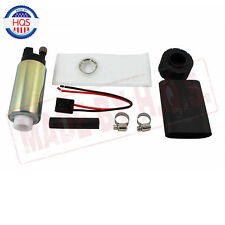 255LPH In-tank High Performance and High Pressure ELectric Fuel Pump &Kit GSS340