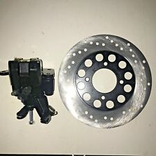 MOTOROMA 150 & LAWNFLITE ES150II-R 150cc BUGGY REAR BRAKE CALIPER AND DISC SET