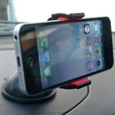 Multi Surface Car Dash / Desk Mount Phone Holder fits Apple iPhone 5