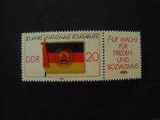 DDR 1986,Michel Nr,3001 -  30 Jahre NVA, Zusammendruck, postfrisch (333)